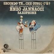 """SECONDO TE CHE GUSTO C'E' - 7"""" ITALY"""