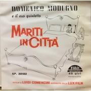 """MARITI IN CITTA' - 7"""" ITALY"""