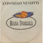 """BUONA DOMENICA - 7"""" ITALY"""