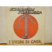 """SCUBIDUBIDU SCUBIDUBIDA / UN GIOCATTOLO - 7"""" ITALY"""