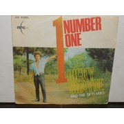 "NUMBER ONE / MY BABE - 7"" ITALY"