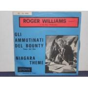 GLI AMMUTINATI DEL BOUNTY / NIAGARA THEME - ROGER WILLIAMS