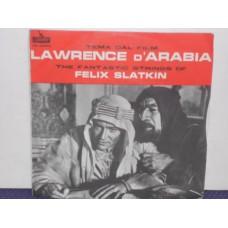 THEME FROM LAWRENCE D'ARABIA / MEDITATION - FELIX SLATKIN