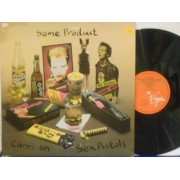 SOME PRODUCT - CARRI ON SEX PISTOLS - LP FRANCIA
