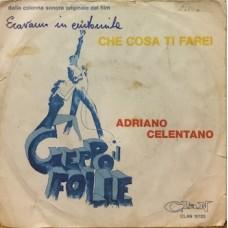 """CHE COSA TI FAREI / GEPPO - 7"""" ITALY"""