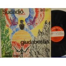 SUDADIO GIUDABESTIA - 1°st ITALY