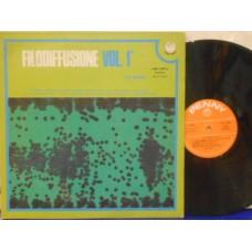 FILODIFFUSIONE VOL.1° - LP ITALY