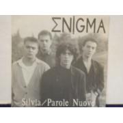 "SILVIA / PAROLE NUOVE - 7"" ITALY"