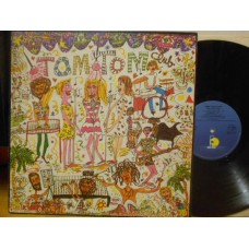 TOM TOM CLUB - LP ITALY