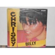 """BILLY / MARK MY WORDS - 7"""" ITALY"""