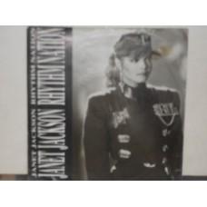 """RHYTHM NATION - 7"""" GERMANY"""