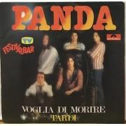 """VOGLIA DI MORIRE - 7"""" ITALY"""
