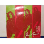 """HOLD ON TO YOUR LOVE / FORTUNE AND FAME - 7"""" UK"""