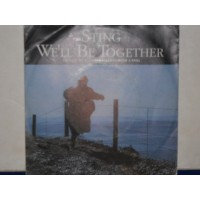 "WE'LL BE TOGETHER / CONVERSATION WITH A DOG - 7"" ITALY"