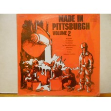 MADE IN PITTSBURGH VOLUME 2 - LP SEALED