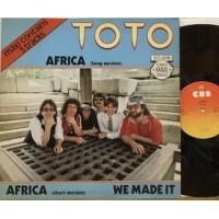 "AFRICA - 12"" NETHERLANDS"