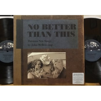 NO BETTER THAN THIS - 2 LP