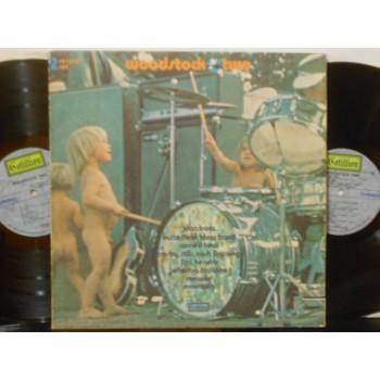 WOODSTOCK TWO - 2 LP
