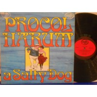A SALTY DOG - LP UK