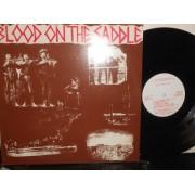 BLOOD ON THE SADDLE - 1°st USA
