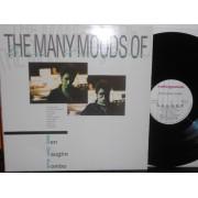 THE MANY MOODS OF BEN VAUGHN - LP UK