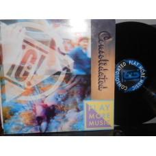 PLAY MORE MUSIC - LP UK