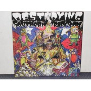 """DESTROYING SOUTHERN TRADITION - 7"""" EP"""