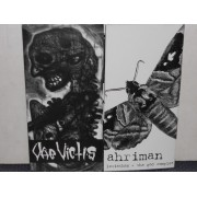"""VAE VICTIS / AHRIMAN - 7"""" USA"""