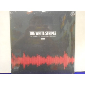 THE COMPLETE JOHN PEEL SESSIONS - WHITE LP / RED LP