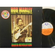 RASTA REVOLUTION - LP GERMANY