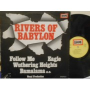 RIVERS OF BABYLON - LP GERMANY