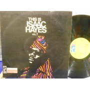 THIS IS ISAAC HAYES VOL.1 - 1°st ITALY