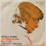 """CHITARRA SUONA PIU' PIANO - 7"""" ITALY"""