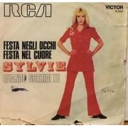 """FESTA NEGLI OCCHI FESTA NEL CUORE - 7"""" ITALY"""