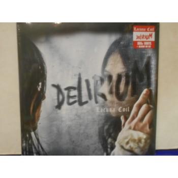 DELIRIUM - LP + CD