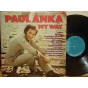 MY WAY - LP UK