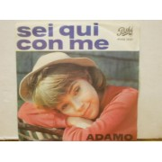 """SEI QUI CON ME - 7"""" ITALY"""