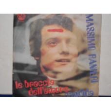 """LE BRACCIA DELL'AMORE / CANDIDA - 7"""""""