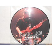 "X-POSED - 10"" PICTURE DISC"