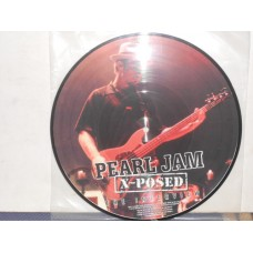 """X-POSED - 10"""" PICTURE DISC"""