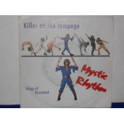 """KILLER ON THE RAMPAGE / KINGS OF DISCOLAND - 7"""""""
