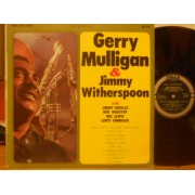 GERRY MULLIGAN & JIMMY WITHERSPOON - LP ITALY