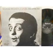 NANNI SVAMPA CANTA BRASSENS VOLUME PRIMO - LP ITALY