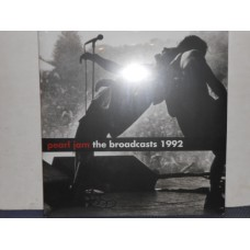 THE BROADCASTS 1992 - 2 LP