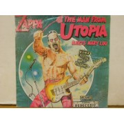 """THE MAN FROM UTOPIA MEETS MARY LOU - 7"""" NETHERLANDS"""