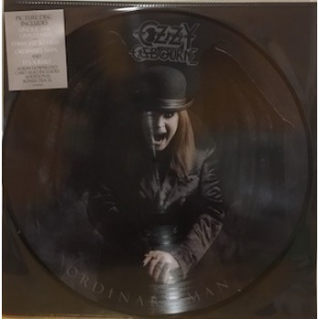 ORDINARY MAN - PICTURE DISC