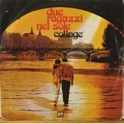 """DUE RAGAZZI NEL SOLE / MA CHE FACCIA DA SCHIAFFI - 7"""" ITALY"""