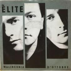 """MALINCONIA D'OTTOBRE - 7"""" ITALY"""