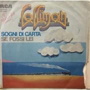 """SOGNI DI CARTA / SE FOSSI LEI - 7"""" ITALY"""