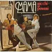 """MAMA  - 7"""" ITALY"""